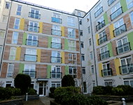 Modern apartment complex near Potters Bar